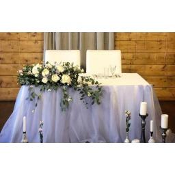 Arreglo para mesa para boda