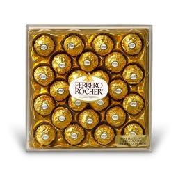 Bombones Ferrero Rocher (24 Unidades)