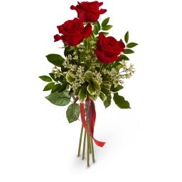 Ramo con 3 rosas