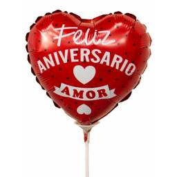Globo Felíz Aniversario